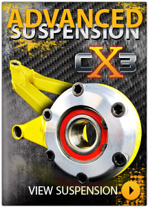 CX3 Commander Suspension System